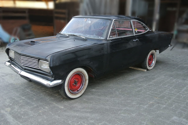 opel rekord a b for sale opel rekord b coupe 2 0 ratrod. Black Bedroom Furniture Sets. Home Design Ideas