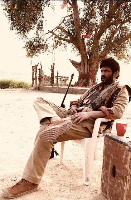 Sushant Singh Rajput looks in Song Chiriya Movie, Song Chiriya Movie Images & Wallpapers