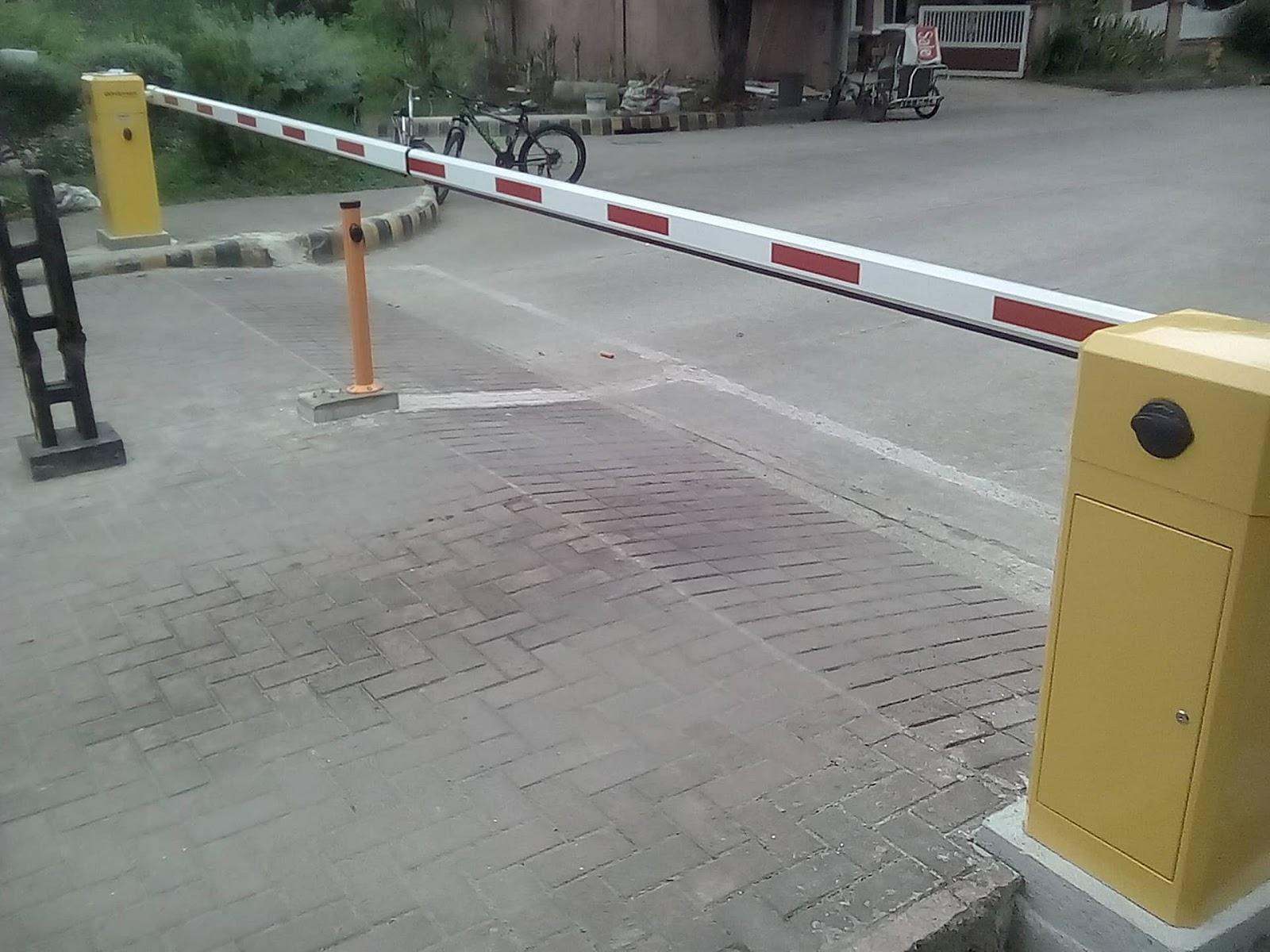 Car Parking Barrier Boom Barrier Gate Barrier Supplier ~ Alpha