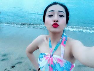 Gái xinh facebook Nguyên Yunie Lương