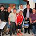 El intendente Jofré se reunió con delegación artística que viaja a Portugal