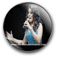 Sunidhi Chauhan Indian Music Singer