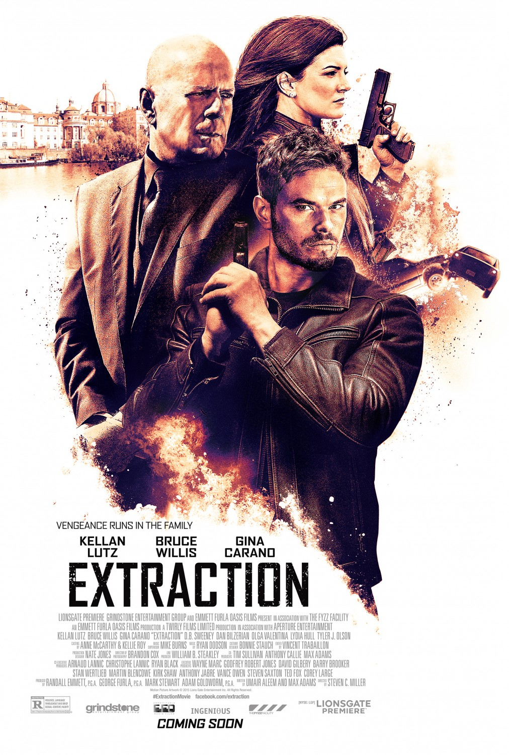 Nonton Film Extraction (2015)