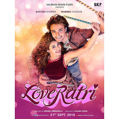 Loveratri Hindi Movie