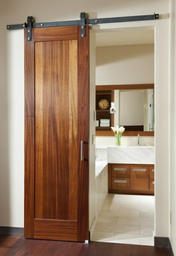 Modern Wooden Sliding Doors