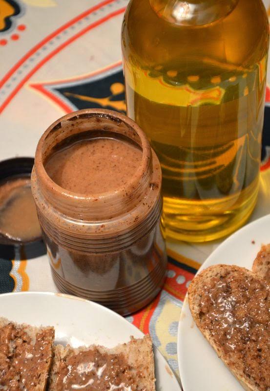 Amlou z oleju arganowego