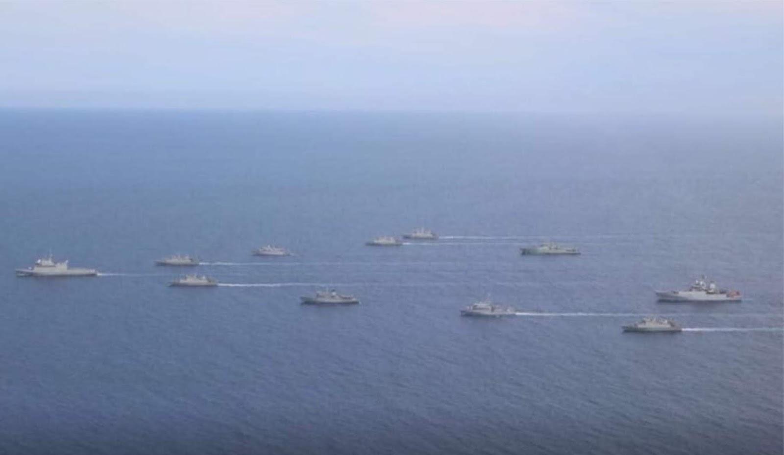 Stoltenberg mengumumkan kemungkinan peningkatan kehadiran NATO di Laut Hitam