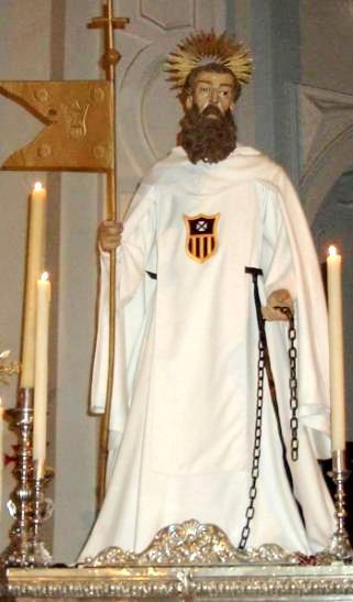 Foto de San Pedro, el Apóstol de Jesucristo