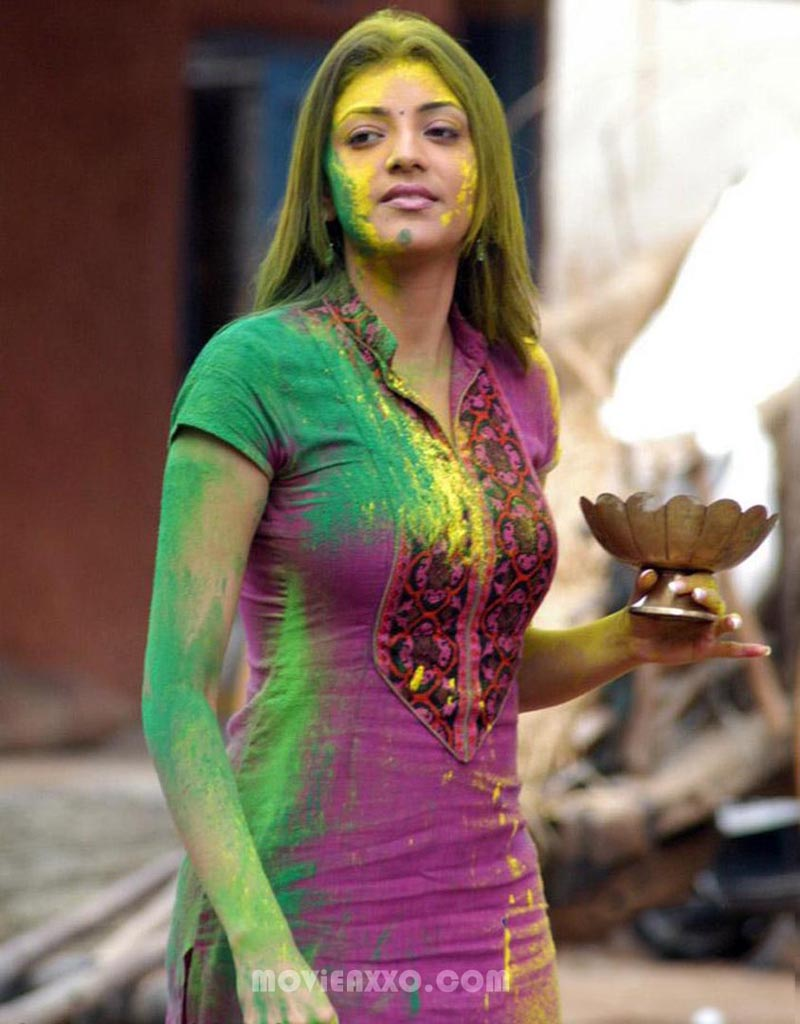 Movie Actress Spicy Pics Kaajal Spicy-4168