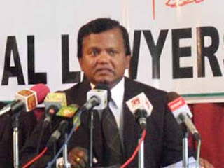 Upul Jayasuriya elected as new BASL president