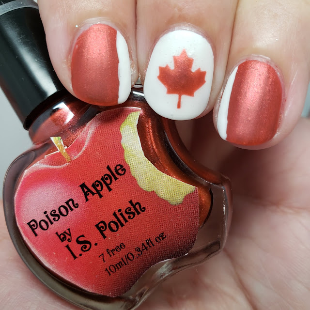 inspired sense, indie polish