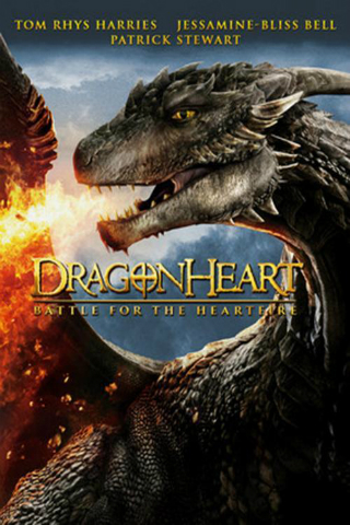 Dragonheart: Battle for the Heartfire [2017] [DVDR] [NTSC] [Latino]