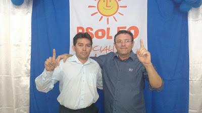 Resultado de imagem para dr paulo apodi psol