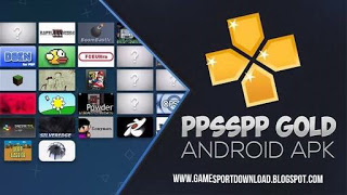 LATEST PPSSPP GOLD EMULATOR APK FREE DOWNLOAD