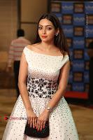 Actress Pooja Salvi Stills in White Dress at SIIMA Short Film Awards 2017 .COM 0163.JPG
