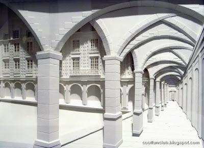 Columnas de papel