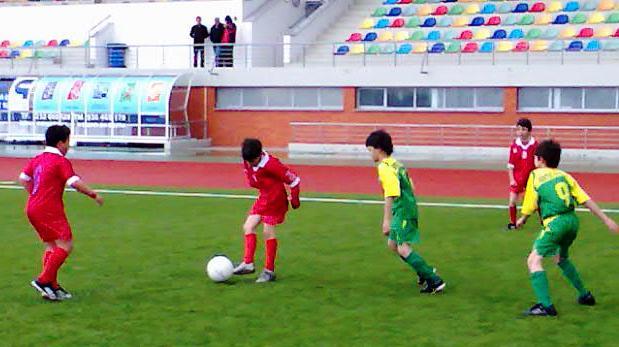 O sucesso do passe no Futebol