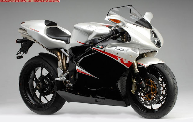 MV Agusta F4 1000S Front Look