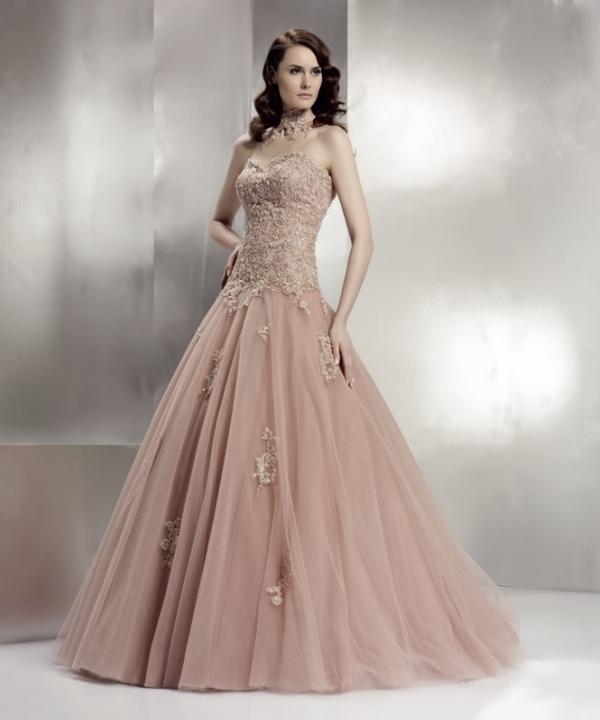 pretty nice 66997 d8089 Abiti Rosa Antico | Stile di vita, di bellezza, Carta da ...