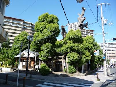 櫻宮御旅所
