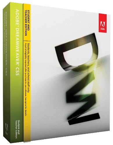 How much will Adobe CS5.5 Design Standard Student And Teacher Edition for students cost?