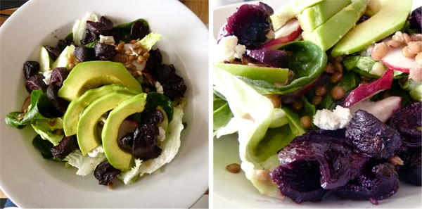 Restaurant Review: Parc Cafe - another awesome Durban spot  - delicious salad