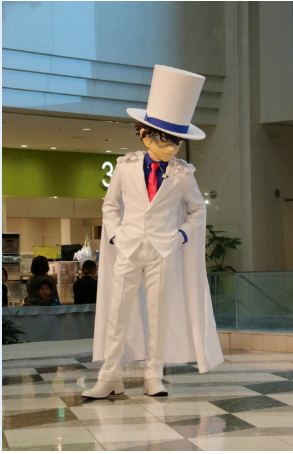 "Detective Conan:""The Fist of Blue Sapphire"" Versi Teater"