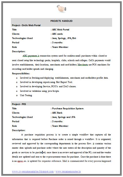 Best%2BEngineer%2BResume%2BFormat%2BDownload%2B(Page%2B2) Resume Format For Testing Experience on watson ivr, samples mobile,
