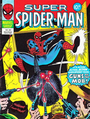 Super Spider-Man #287
