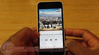 Mendengarkan Lagu Gratis di Iphone