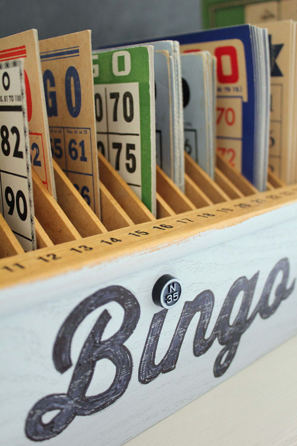 bingo project Itsy Bits And Pieces