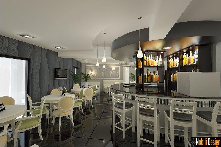 Proiect design interior cafenea, bar realizat de firma noastra in Bucuresti. Servicii amenajari interioare baruri, cafenele cu terasa in Bucuresti, Ilfov.| Arhitect - bucuresti - preturi.
