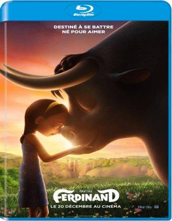 Ferdinand (2017) English BluRay 720p