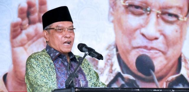 Kiai Said: Nahdliyyin Tak Berani Langkahi Makam, Takut Kualat