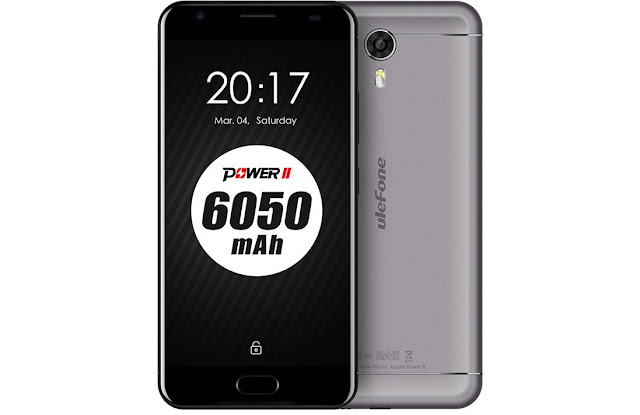 Ulefone Power 2 Smartphone Specs & Price