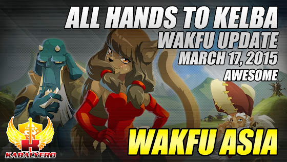 Wakfu Asia Update, All Hands To Kelba