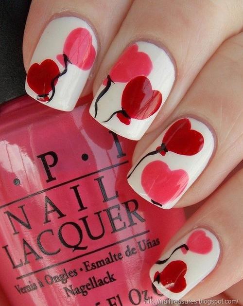 como decorar uñas para primavera
