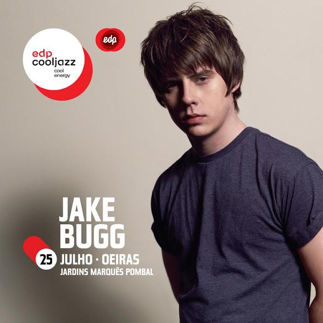 Jake Bugg confirmado no EDPCOOLJAZZ