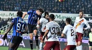 أتلانتا يقلب الطاوله على روما ويفوز عليه بثنائية في الدوري الايطالي