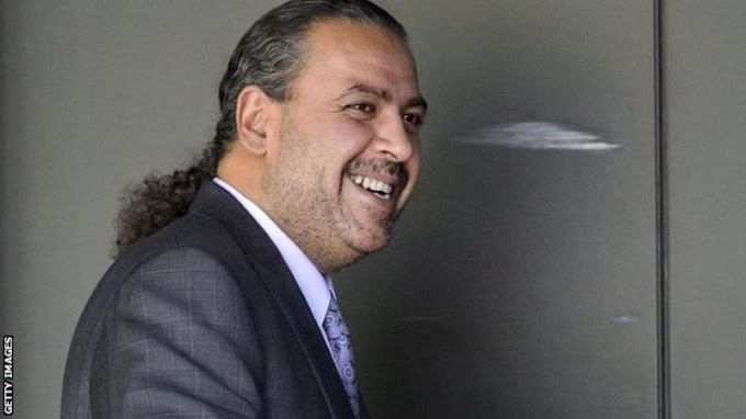 Fifa: Sheikh Ahmad Al-Fahad Al-Sabah resigns following denial of any wrongdoing