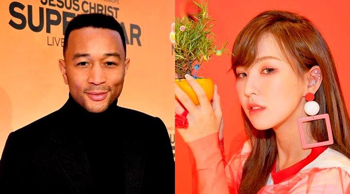 Red Velvet's Wendy and John Legend Will Release Duet Songs for STATION x 0