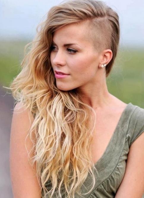 Frisuren Undercut Lange Haare Frisuren Trend 123