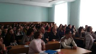 В ХНЕУ ім. С. Кузнеця відбулась презентація компанії EY