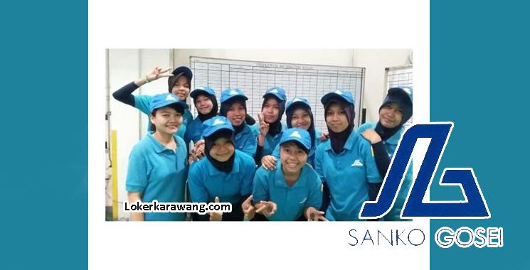 Lowongan Kerja PT. Sanko Gosei Technology Indonesia Suryacipta Karawang