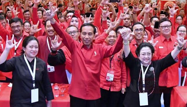 Soal Koruptor Nyaleg, Gerindra: Jokowi Maling Teriak Maling