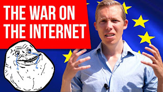 The EU and the Internet Go to War