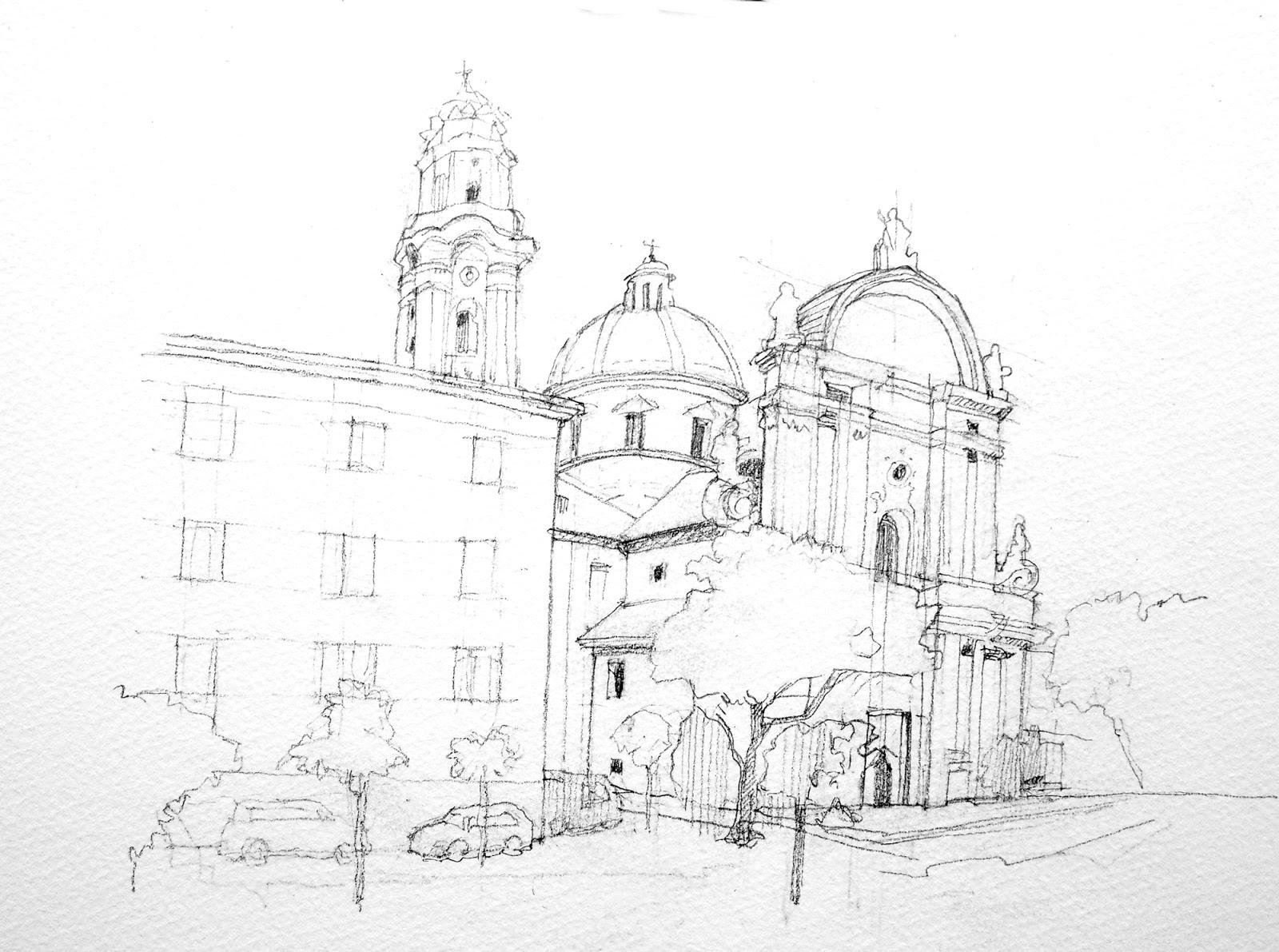 Vado LIgure facciata della Chiesa di San Giovanni Battista