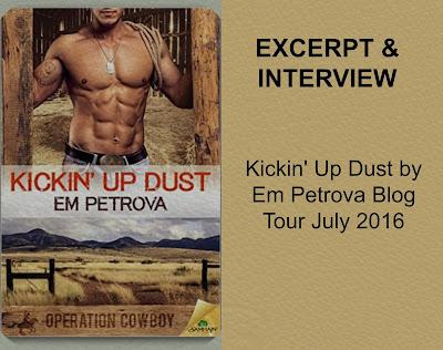 EXCERPT, INTERVIEW, Kickin' Up Dust, Em Petrova