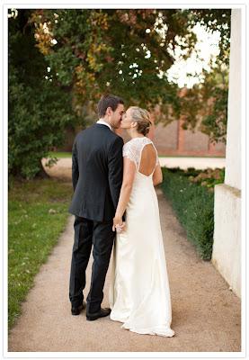 5 Vestido de noiva com decote nas costas