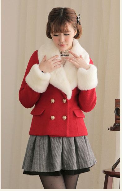 bí quyết phối đồ nữ mùa đông với áo khoác teen